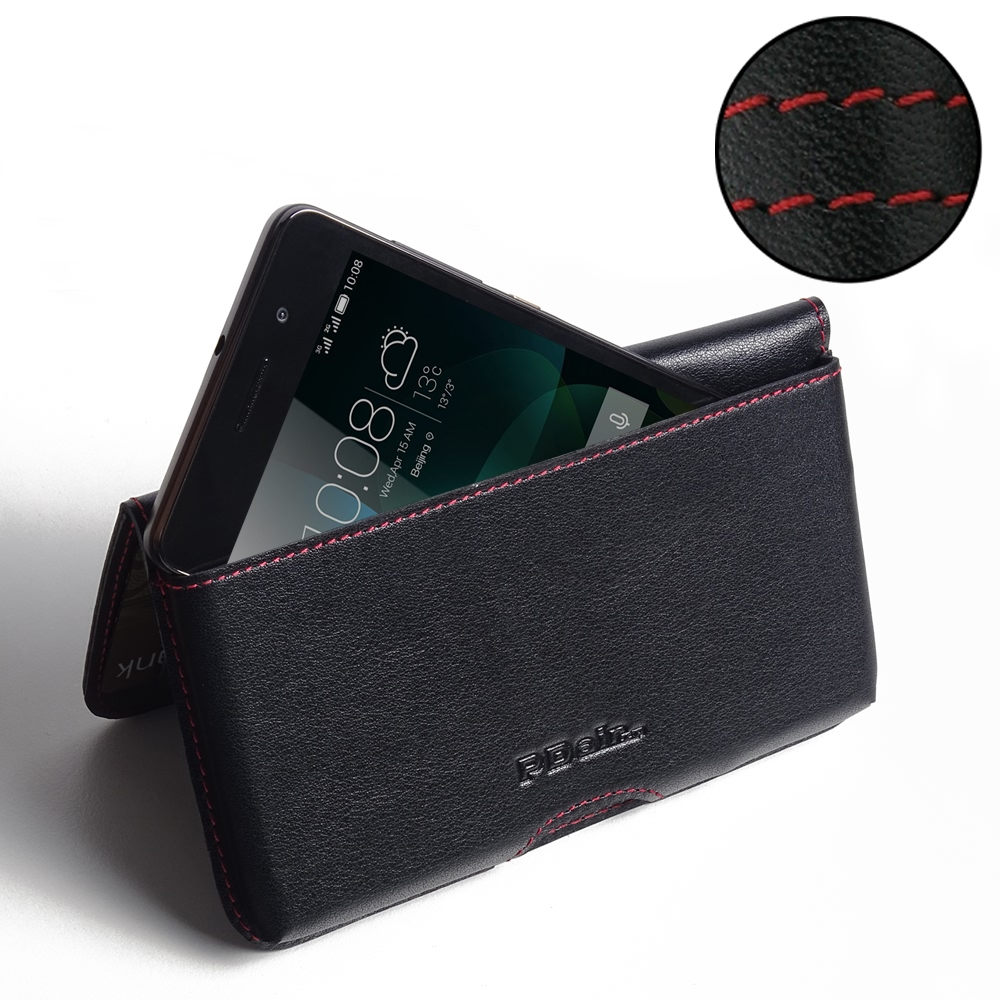 10% OFF + FREE SHIPPING, Buy PDair Top Quality Handmade Protective Huawei Honor 4C Leather Wallet Pouch Case (Red Stitch) online. Pouch Sleeve Holster Wallet You also can go to the customizer to create your own stylish leather case if looking for addition