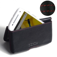 10% OFF + FREE SHIPPING, Buy Best PDair Top Quality Handmade Protective Moto E 2nd Leather Wallet Pouch Case (Red Stitch). Pouch Sleeve Holster Wallet You also can go to the customizer to create your own stylish leather case if looking for additional colo