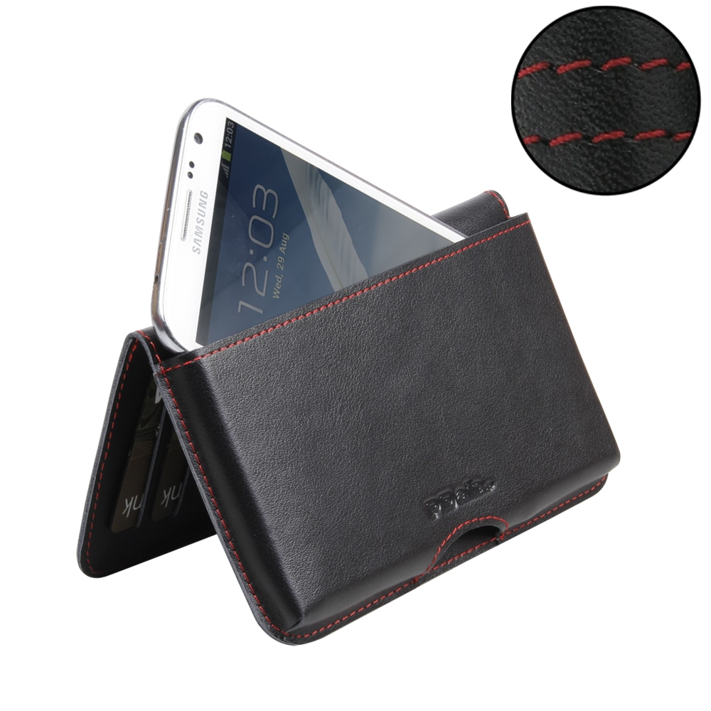 10% OFF + FREE SHIPPING, Buy Best PDair Quality Handmade Protective Samsung Galaxy Note 2 Leather Wallet Pouch Case (Red Stitch). Pouch Sleeve Holster Wallet You also can go to the customizer to create your own stylish leather case if looking for addition