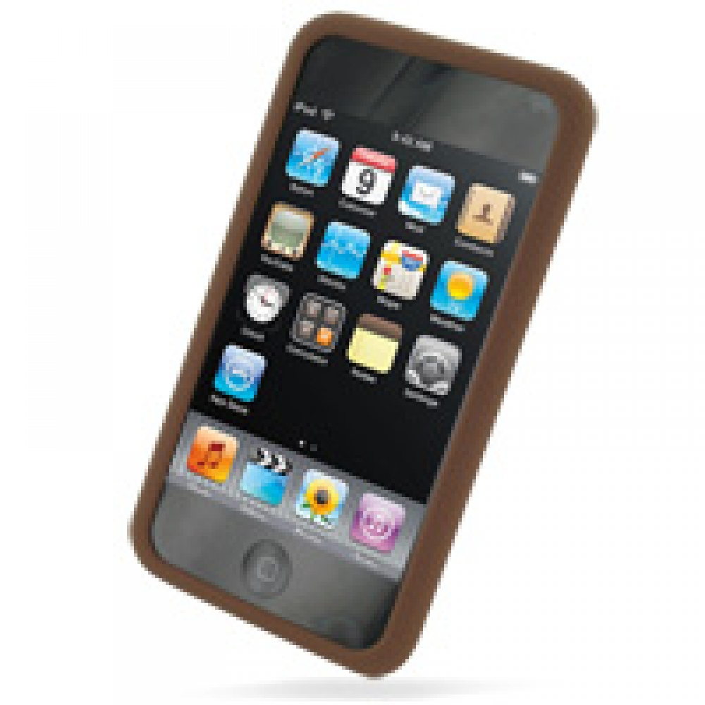 10% OFF + FREE SHIPPING, Buy Best PDair Top Quality Protective iPod Touch 3rd 2009 Luxury Silicone Soft Case (Chocolate Brown) online. You also can go to the customizer to create your own stylish leather case if looking for additional colors, patterns and