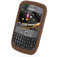 10% OFF + FREE SHIPPING, Buy Best PDair Top Quality Protective BlackBerry Curve 8520 Luxury Silicone Soft Case (Chocolate Brown) online. You also can go to the customizer to create your own stylish leather case if looking for additional colors, patterns a
