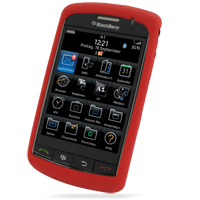 10% OFF + FREE SHIPPING, Buy Best PDair Quality Protective BlackBerry Storm Luxury Silicone Soft Case (Red) online. You also can go to the customizer to create your own stylish leather case if looking for additional colors, patterns and types.