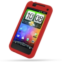 10% OFF + FREE SHIPPING, Buy Best PDair Quality Protective HTC Incredible S Luxury Silicone Soft Case (Red) online. You also can go to the customizer to create your own stylish leather case if looking for additional colors, patterns and types.