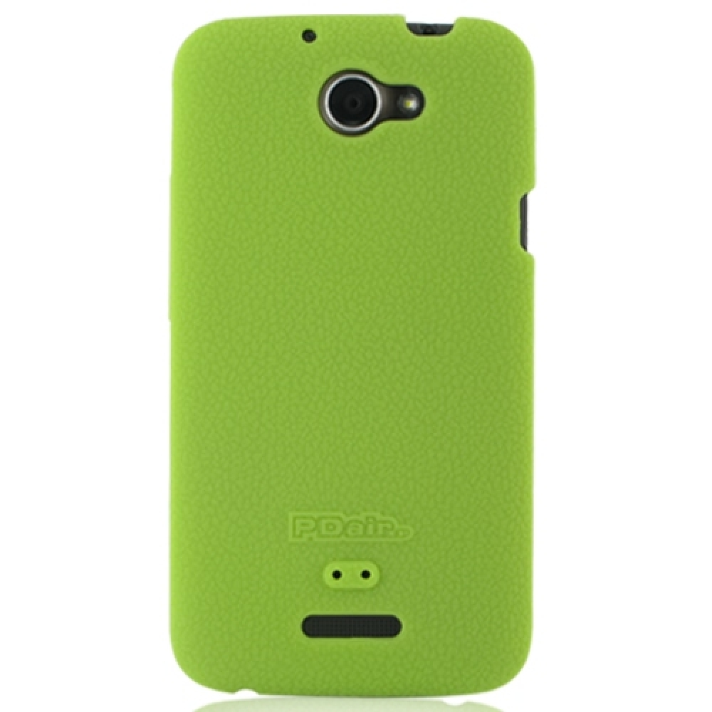 the best attitude eab7f 48de9 Luxury Silicone Case for HTC One X+ Plus (Green)