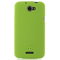 Luxury Silicone Case for HTC One X+ Plus (Green)
