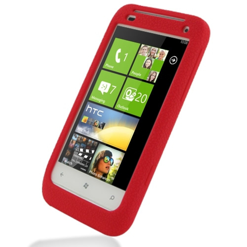 10% OFF + FREE SHIPPING, Buy Best PDair Quality Protective HTC Radar Luxury Silicone Soft Case (Red) online. You also can go to the customizer to create your own stylish leather case if looking for additional colors, patterns and types.