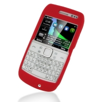 10% OFF + FREE SHIPPING, Buy Best PDair Quality Protective Nokia E6-00 Luxury Silicone Soft Case (Red) online. You also can go to the customizer to create your own stylish leather case if looking for additional colors, patterns and types.