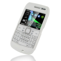 10% OFF + FREE SHIPPING, Buy Best PDair Quality Protective Nokia E6-00 Luxury Silicone Soft Case (White) online. You also can go to the customizer to create your own stylish leather case if looking for additional colors, patterns and types.