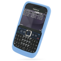 10% OFF + FREE SHIPPING, Buy Best PDair Quality Protective Nokia E63 Luxury Silicone Soft Case (Light Blue) online. You also can go to the customizer to create your own stylish leather case if looking for additional colors, patterns and types.