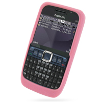 10% OFF + FREE SHIPPING, Buy Best PDair Quality Protective Nokia E63 Luxury Silicone Soft Case (Pink) online. You also can go to the customizer to create your own stylish leather case if looking for additional colors, patterns and types.