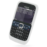 10% OFF + FREE SHIPPING, Buy Best PDair Quality Protective Nokia E63 Luxury Silicone Soft Case (White) online. You also can go to the customizer to create your own stylish leather case if looking for additional colors, patterns and types.