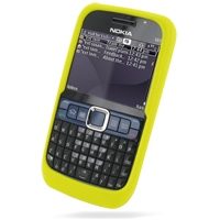 10% OFF + FREE SHIPPING, Buy Best PDair Quality Protective Nokia E63 Luxury Silicone Soft Case (Yellow) online. You also can go to the customizer to create your own stylish leather case if looking for additional colors, patterns and types.