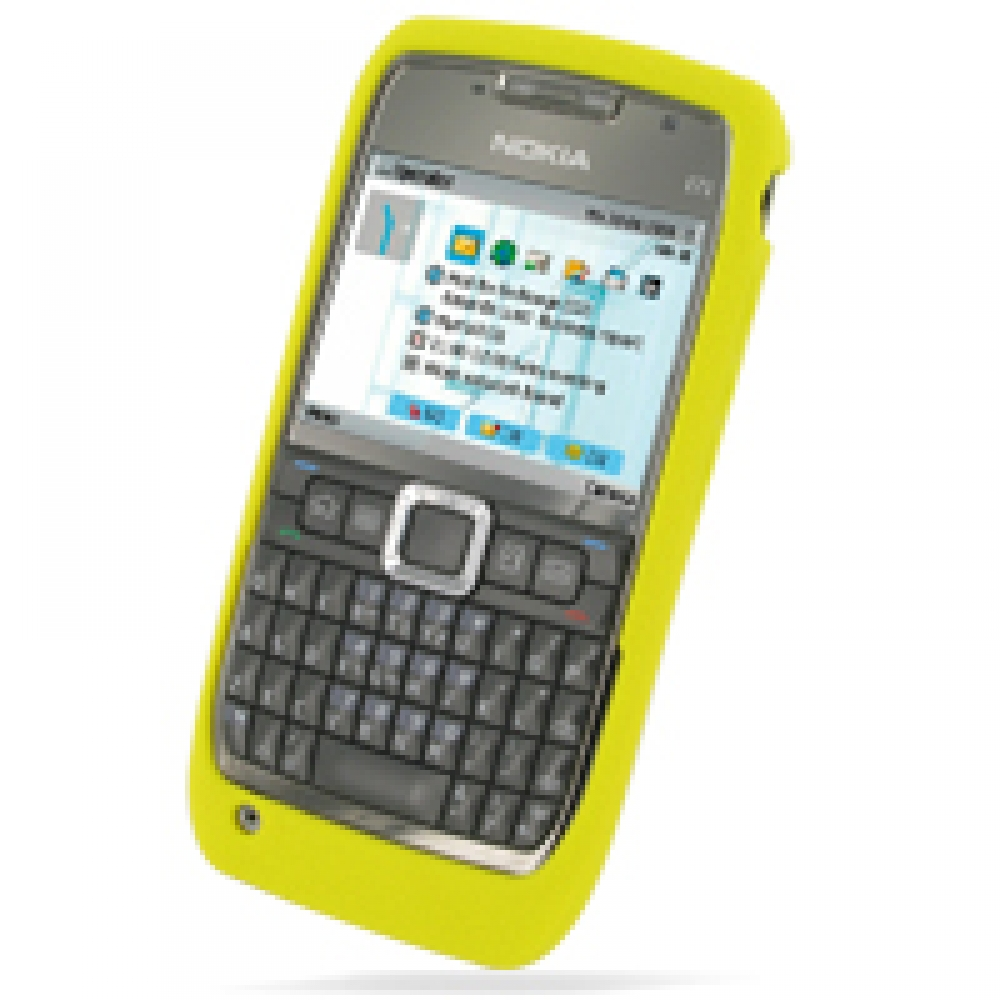 10% OFF + FREE SHIPPING, Buy Best PDair Quality Protective Nokia E71 Luxury Silicone Soft Case (Yellow) online. You also can go to the customizer to create your own stylish leather case if looking for additional colors, patterns and types.
