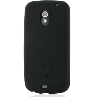 Luxury Silicone Case for Samsung Galaxy Nexus GT-i9250 SCH-i515 (Black)