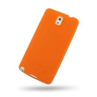 Luxury Silicone Case for Samsung GALAXY Note 3 LTE | Samsung GALAXY Note3 LTE | SM-N900 (Orange)