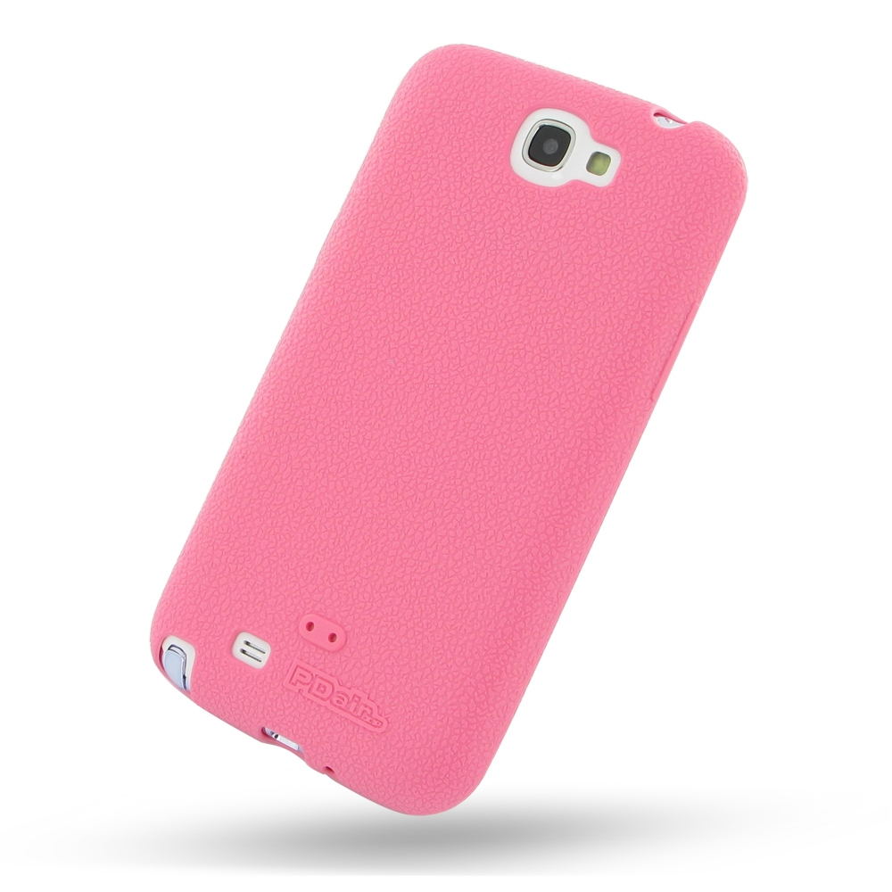 10% OFF + FREE SHIPPING, Buy Best PDair Top Quality Protective Samsung Galaxy Note 2 Luxury Silicone Soft Case (Pink) online. You also can go to the customizer to create your own stylish leather case if looking for additional colors, patterns and types.