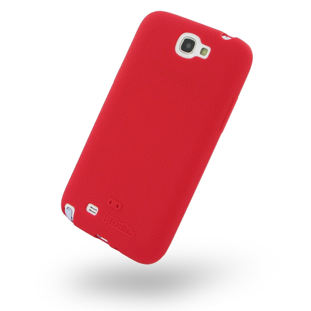 10% OFF + FREE SHIPPING, Buy Best PDair Top Quality Protective Samsung Galaxy Note 2 Luxury Silicone Soft Case (Red) online. You also can go to the customizer to create your own stylish leather case if looking for additional colors, patterns and types.