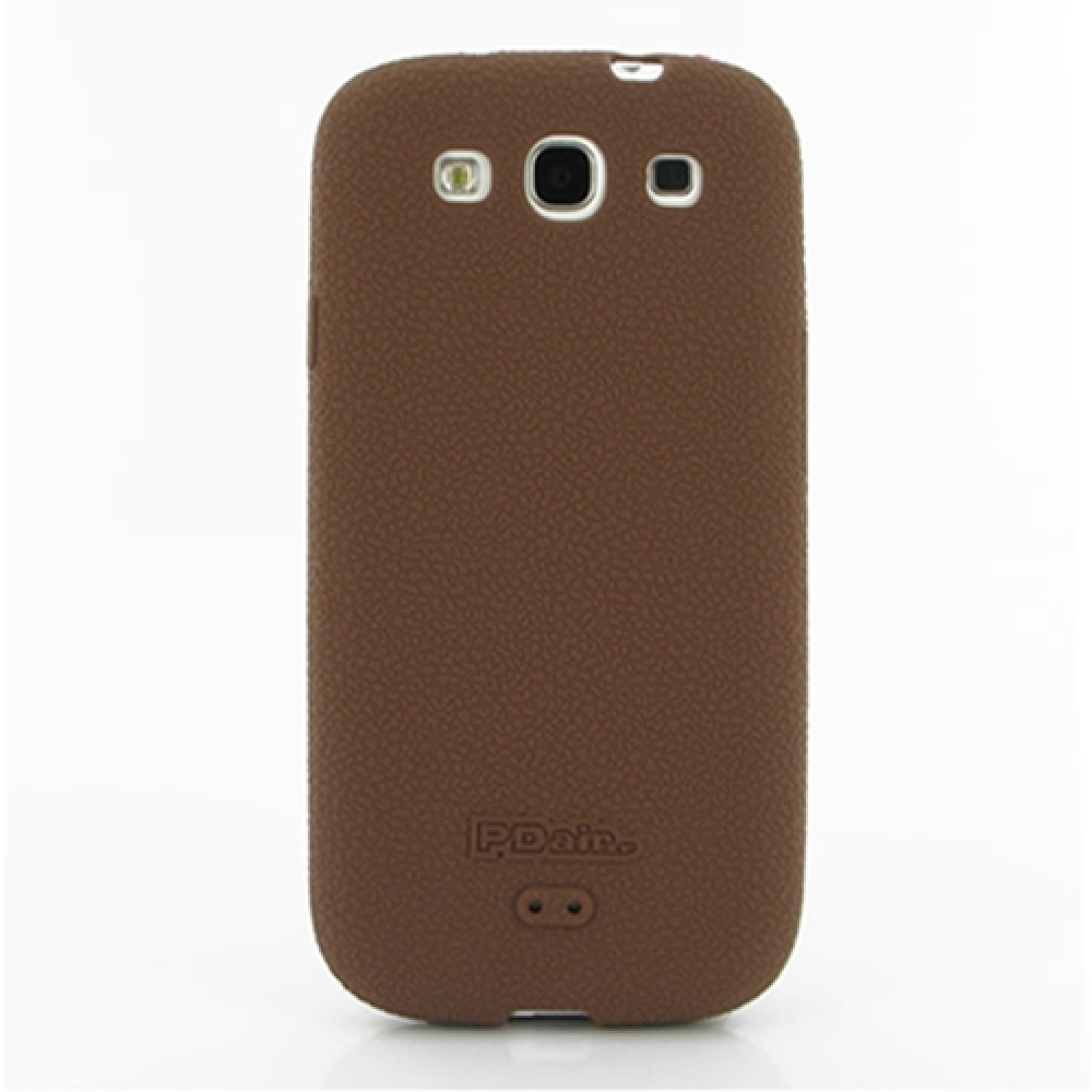 10% OFF + FREE SHIPPING, Buy Best PDair Top Quality Protective Samsung Galaxy S3 Luxury Silicone Soft Case (Chocolate Brown) online. You also can go to the customizer to create your own stylish leather case if looking for additional colors, patterns and t
