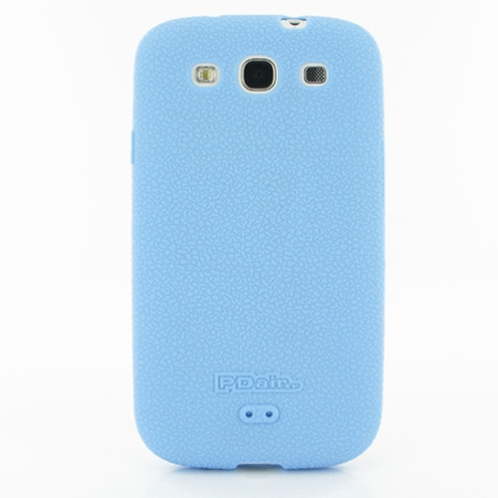 10% OFF + FREE SHIPPING, Buy Best PDair Top Quality Protective Samsung Galaxy S3 Luxury Silicone Soft Case (Light Blue) online. You also can go to the customizer to create your own stylish leather case if looking for additional colors, patterns and types.
