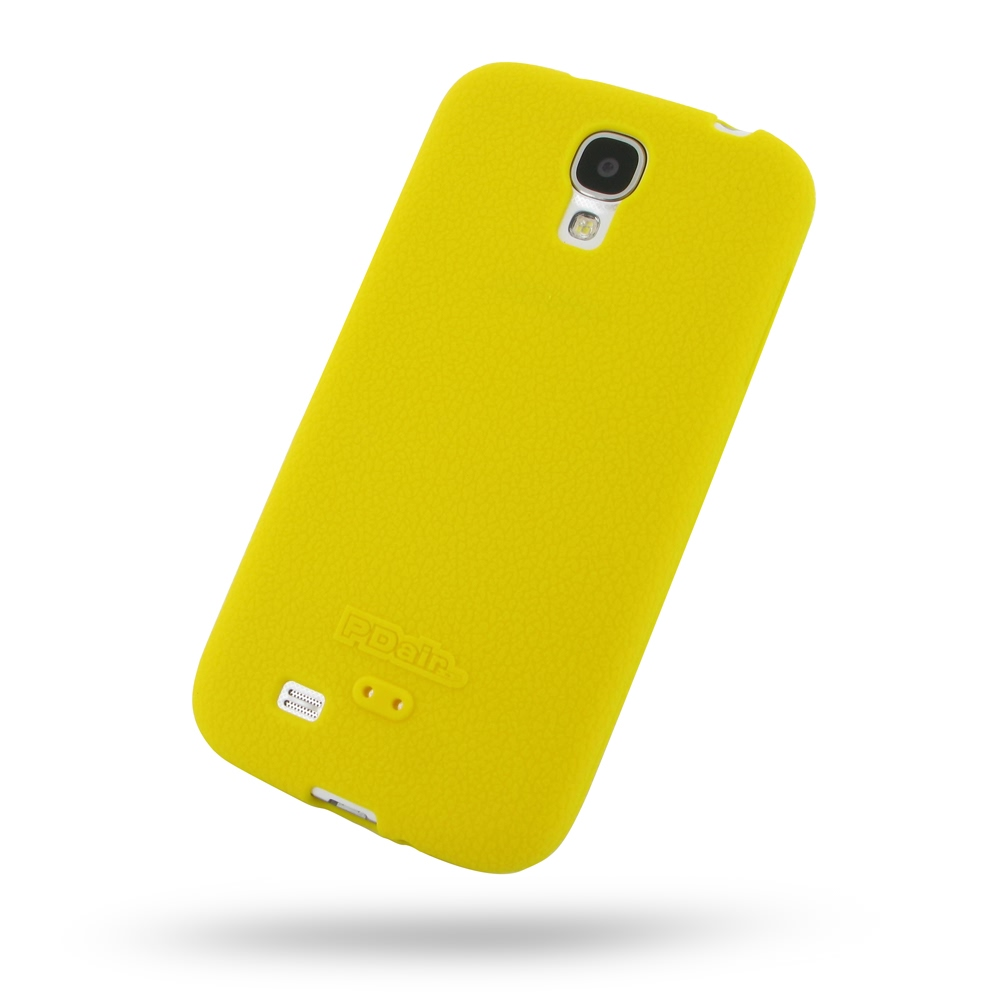 10% OFF + FREE SHIPPING, Buy Best PDair Top Quality Protective Samsung Galaxy S4 Luxury Silicone Soft Case (Yellow) online. You also can go to the customizer to create your own stylish leather case if looking for additional colors, patterns and types.