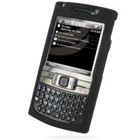 Luxury Silicone Case for Samsung SGH-i780 (Black)