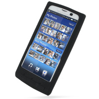 10% OFF + FREE SHIPPING, Buy Best PDair Top Quality Protective Sony Ericsson Xperia X10 Luxury Silicone Soft Case (Black) online. You also can go to the customizer to create your own stylish leather case if looking for additional colors, patterns and type
