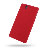 Luxury Silicone Case for Sony Xperia Z L36H (Red)