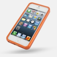 Metal Bumper Frame for Apple iPhone 5 | iPhone 5s (Orange)