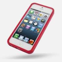 Metal Bumper Frame for Apple iPhone 5 | iPhone 5s (Red)