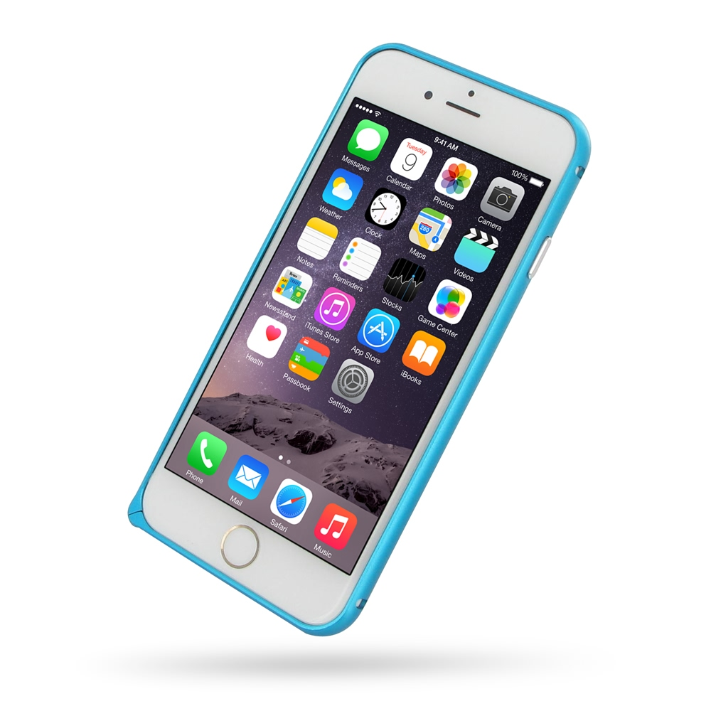 10% OFF + FREE SHIPPING, Buy Best PDair Quality Protective iPhone 6 | iPhone 6s Aluminum Metal Bumper Case (Blue) online. You also can go to the customizer to create your own stylish leather case if looking for additional colors, patterns and types.