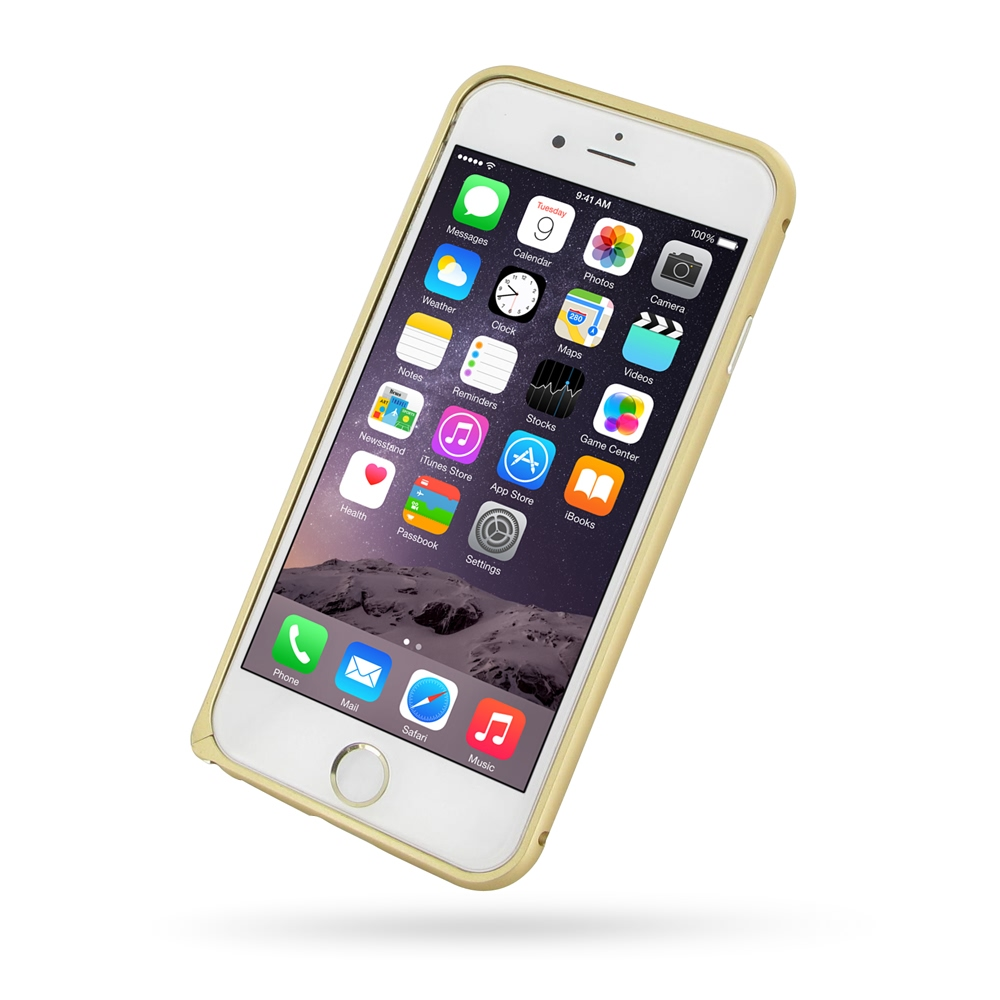 10% OFF + FREE SHIPPING, Buy Best PDair Quality Protective iPhone 6 | iPhone 6s Aluminum Metal Bumper Case (Gold) online. You also can go to the customizer to create your own stylish leather case if looking for additional colors, patterns and types.