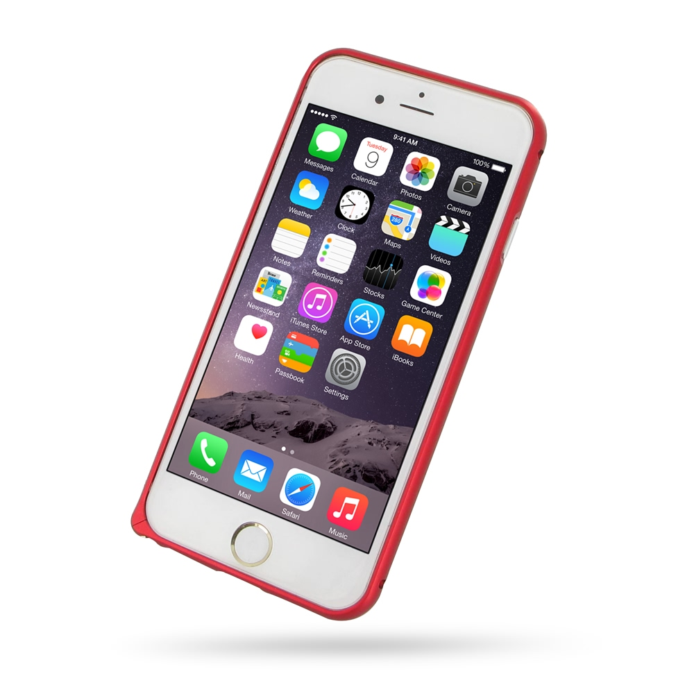 10% OFF + FREE SHIPPING, Buy Best PDair Quality Protective iPhone 6 | iPhone 6s Aluminum Metal Bumper Case (Red) online. You also can go to the customizer to create your own stylish leather case if looking for additional colors, patterns and types.
