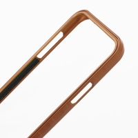 Metal Bumper Frame for Samsung Galaxy Note 2 | Samsung Galaxy Note2 | GT-N7100 (Orange)