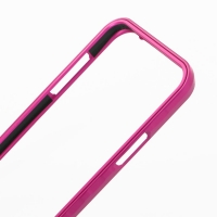 Metal Bumper Frame for Samsung Galaxy Note 2 | Samsung Galaxy Note2 | GT-N7100 (Petal Pink)