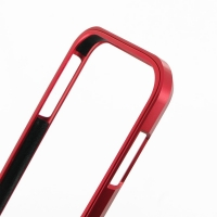 Metal Bumper Frame for Samsung Galaxy S4 SIV LTE GT-i9500 GT-i9505 (Red)