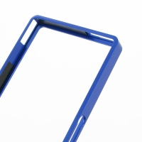 Metal Bumper Frame for Sony Xperia Z L36H (Blue)