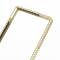 Metal Bumper Frame for Sony Xperia Z L36H (Gold)