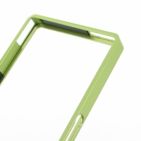 Metal Bumper Frame for Sony Xperia Z L36H (Green)