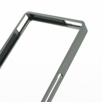 Metal Bumper Frame for Sony Xperia Z L36H (Grey)