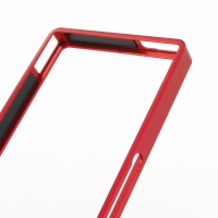 Metal Bumper Frame for Sony Xperia Z L36H (Red)