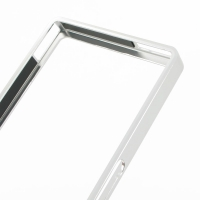 Metal Bumper Frame for Sony Xperia Z L36H (Silver)