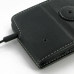 Acer Liquid E700 Leather Flip Carry Case protective carrying case by PDair