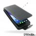 Acer Liquid E700 Leather Flip Carry Case best cellphone case by PDair