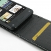 Amazon Fire Phone Leather Flip Top Carry Case genuine leather case by PDair