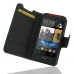 HTC Desire 310 Leather Flip Carry Cover offers worldwide free shipping by PDair