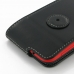HTC Desire 310 Leather Flip Carry Case protective carrying case by PDair