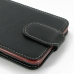 HTC Desire 820 Leather Flip Top Carry Case handmade leather case by PDair