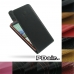 HTC Desire 820 Leather Flip Top Carry Case protective stylish skin case by PDair