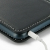 iPad Mini Leather Flip Top Carry Case handmade leather case by PDair