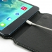 iPad Mini Leather Flip Top Carry Case genuine leather case by PDair
